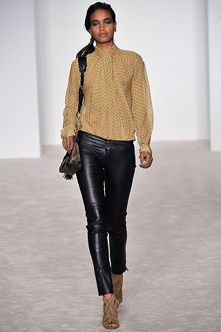 Derek Lam Skinny Black Pants
