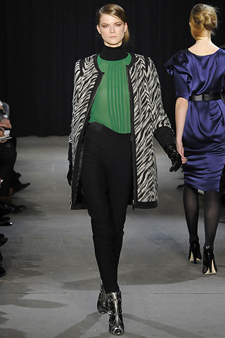 Thakoon Zebra Jacket