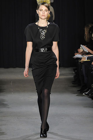 Thakoon LBD Fall 2009 Runway