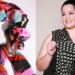 Reader question: Can you wear a scarf if you are Plus Size?