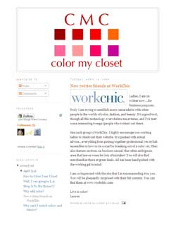 Color My Closet Press