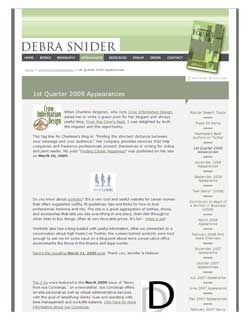 Debra Snider Press