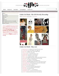 IFB Links A LA Mode Press