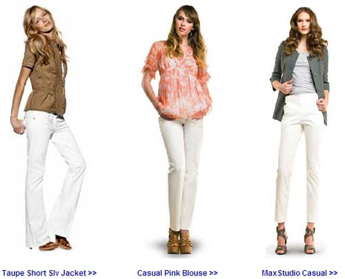 Wonderful 20 Style Tips On How To Wear White Jeans Outfit Ideas  Gurlcom