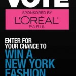 Vote and Win Tickets to NY Fashion Week