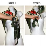 Learn to Tie a Scarf with Sabina Les