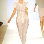 Spring 2010 Fashion Week: Charlotte Ronson