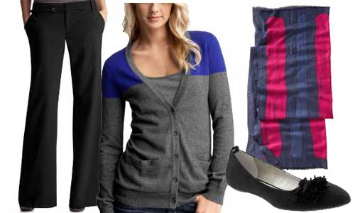 Gap Cardigan business casual