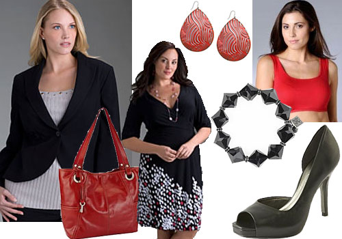 Women's Plus Size Business Casual Outfit