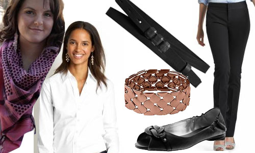 Basic Tall Business Casual Outfit for Women
