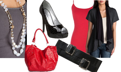 Casual Friday outfit under $100