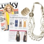May issue of Lucky Mag