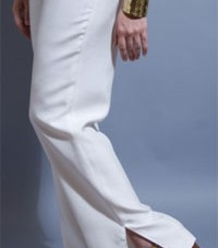 Bien Abye White Pants