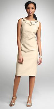 Talbots Sheath Dress