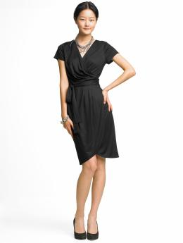 Banana Republic Black Dress