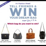 Win a Designer Bag from Shop It To Me!