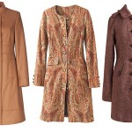 Winter coats with old world charm