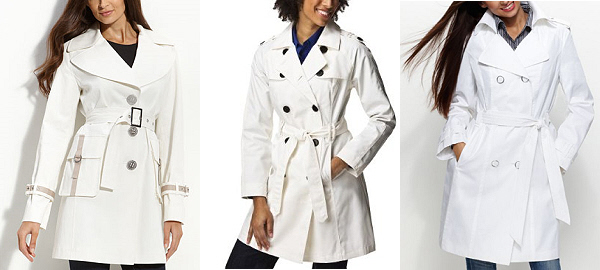 Style Me Monday – spring trench coats | WorkChic