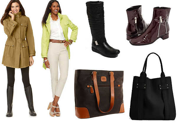 Style Me Monday U2013 Rainy Day Outfit | WorkChic