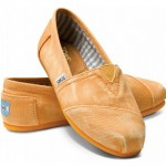 Frugal Wednesday – casual twill slip-ons