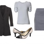 Ruched top, three ways to wear it