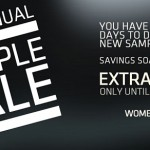 Yoox new sample sale up to 90% off