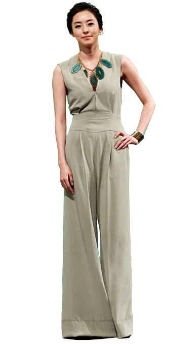 Elegant Dressy Jumpsuit  Rompers And Jumpsuits For WomenStrapless Jumpsuit