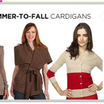 top women's transitional cardigans from summer to fall