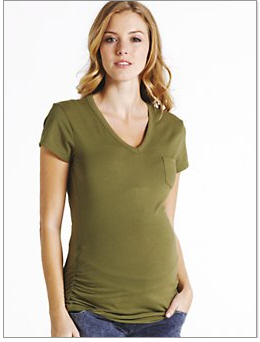 Maternity wear in the workplace