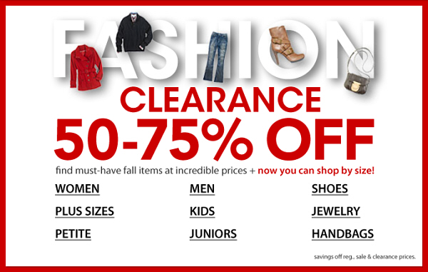 51dfe6f5ade Fashion Clearance at macys.com