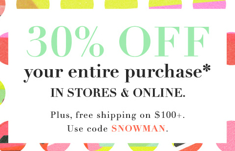 J crew free shipping coupon code 2018