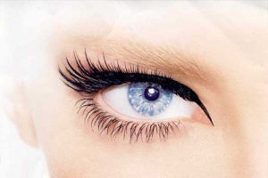 Does wearing contact lenses improve your look?
