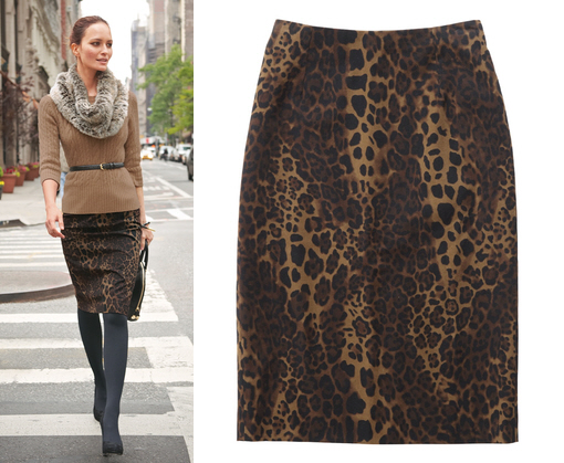 Get luxe animal print for less