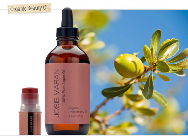 argan oil beauty