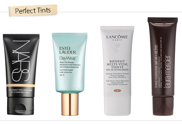 Top tinted moisturizers for work