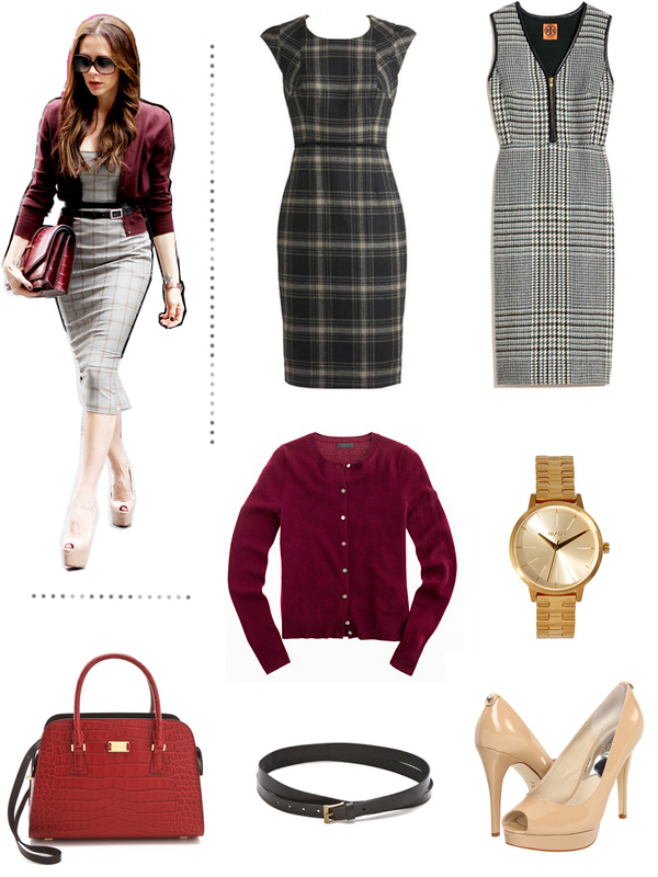 victoria beckham outfit