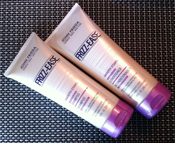 John Frieda hair products review