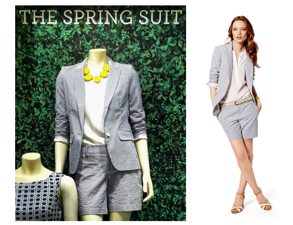 spring suits women
