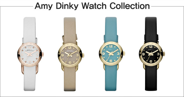 marc jacobs amy dinky watches
