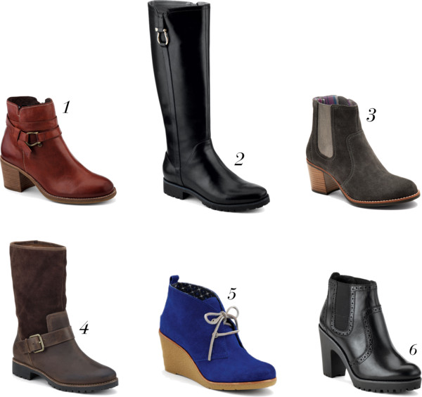 Must-have boots from Sperry Top Sider