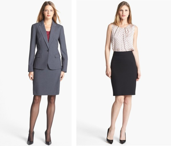 wear to work skirts