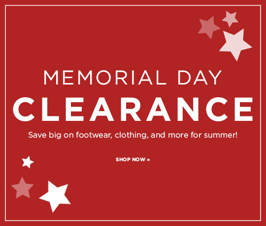 Memorial Day Weekend 2014 Sales & Deals