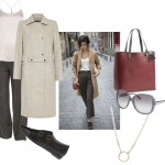 work style street fashion