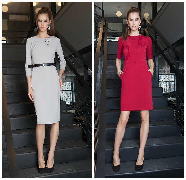 women's work dresses