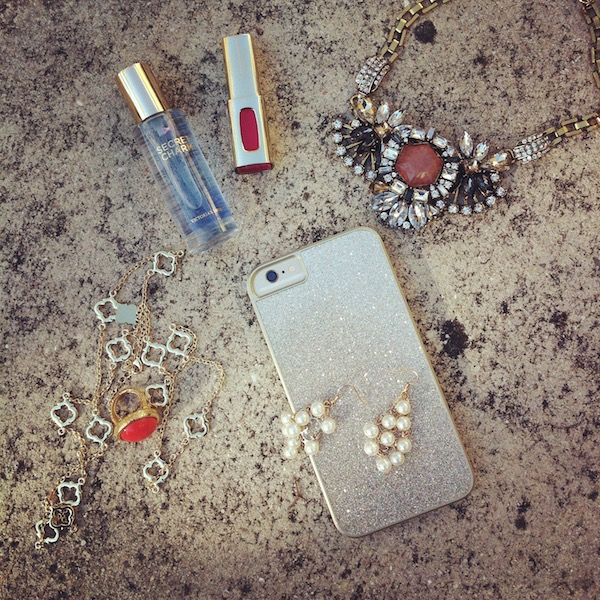 glam phone case