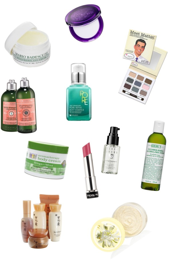 best beauty buys 2015