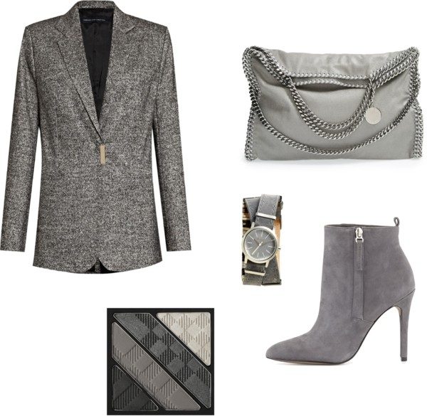 gray fashion trend