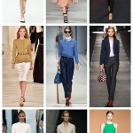 The Best of Work-Chic Looks from The SS15 Catwalks