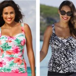 Stylish Plus-Size Tankinis to Flatter Your Figure