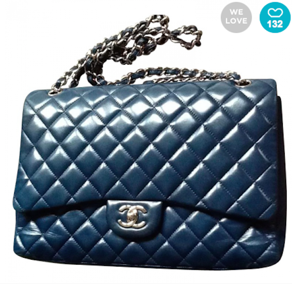 Pre Owned Chanel Bags